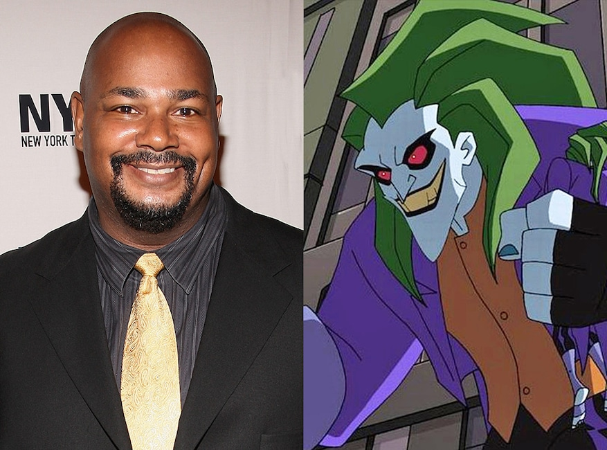 Kevin Michael Richardson Joker From Joaquin Ph...
