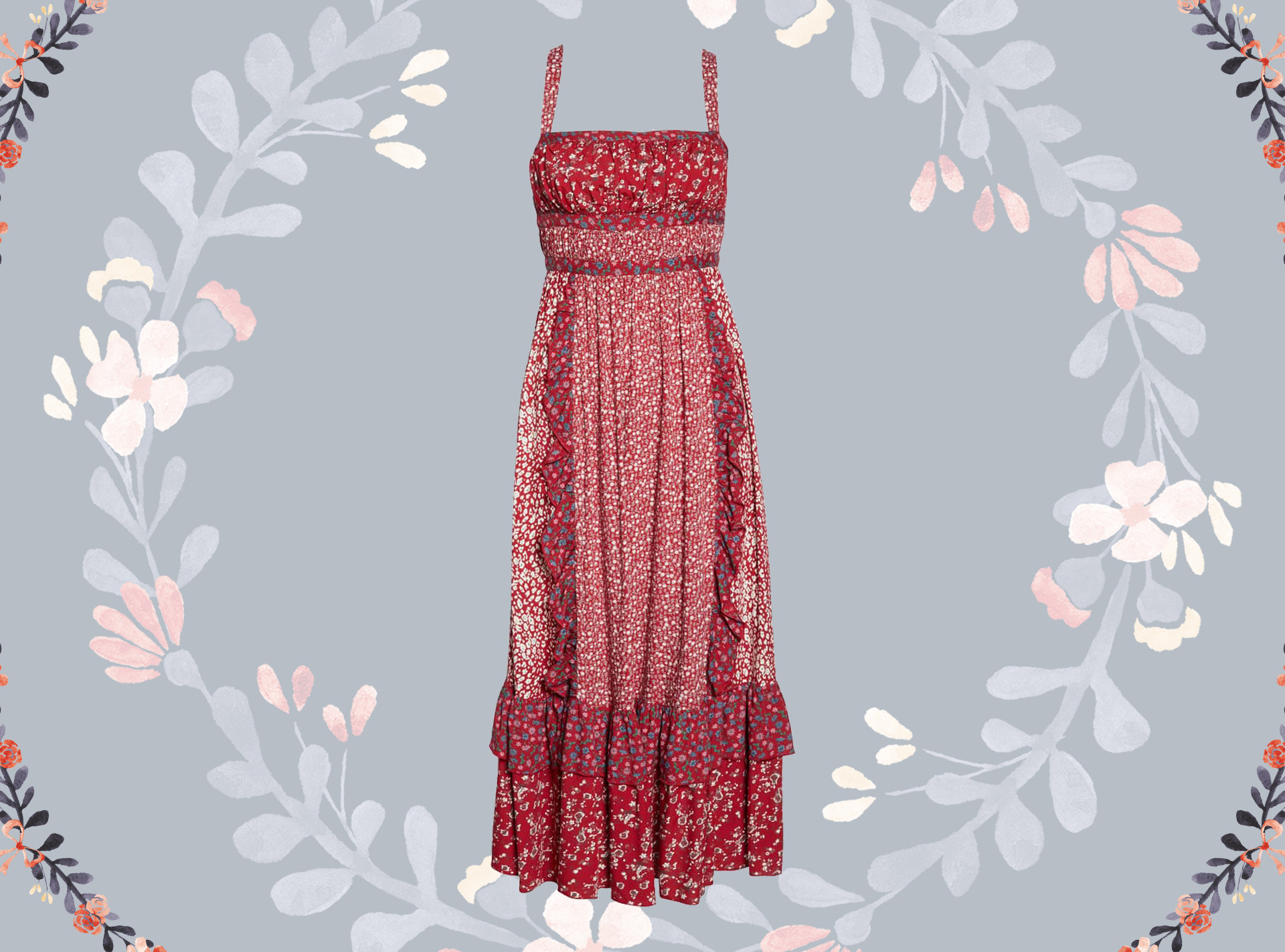 E-Comm: Boho Dresses on Sale