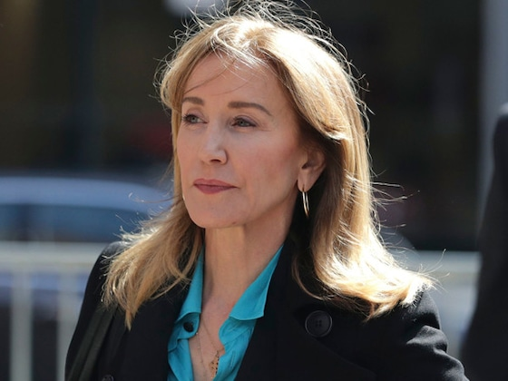 Felicity Huffman Seen Wearing Prison Jumpsuit in First Photo Since Sentencing