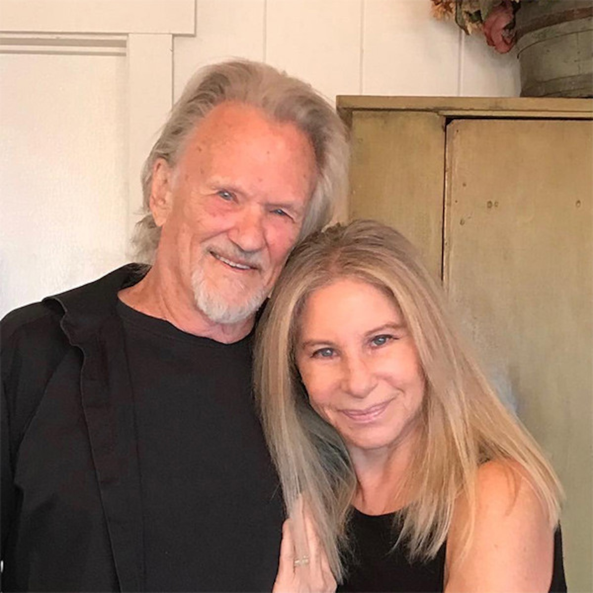 Barbra Streisand Has A Star Is Born Reunion E Online Uk