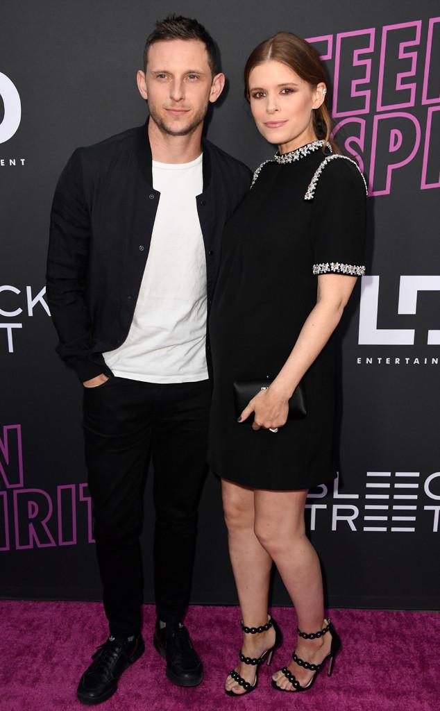 Jamie Bell, Kate Mara, Teen Spirit Premiere
