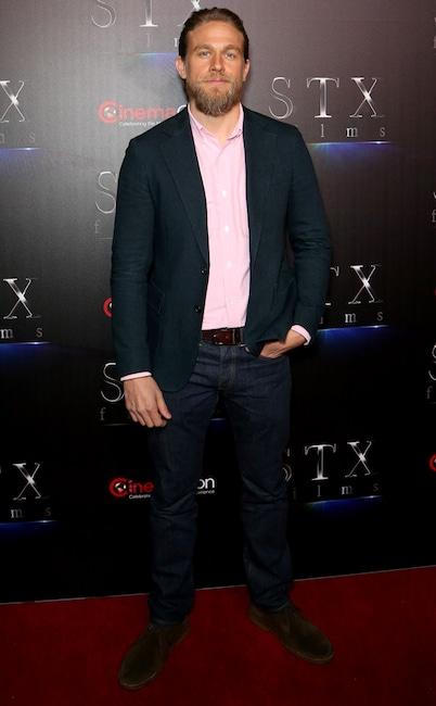 Charlie Hunnam, 2019 CinemaCon