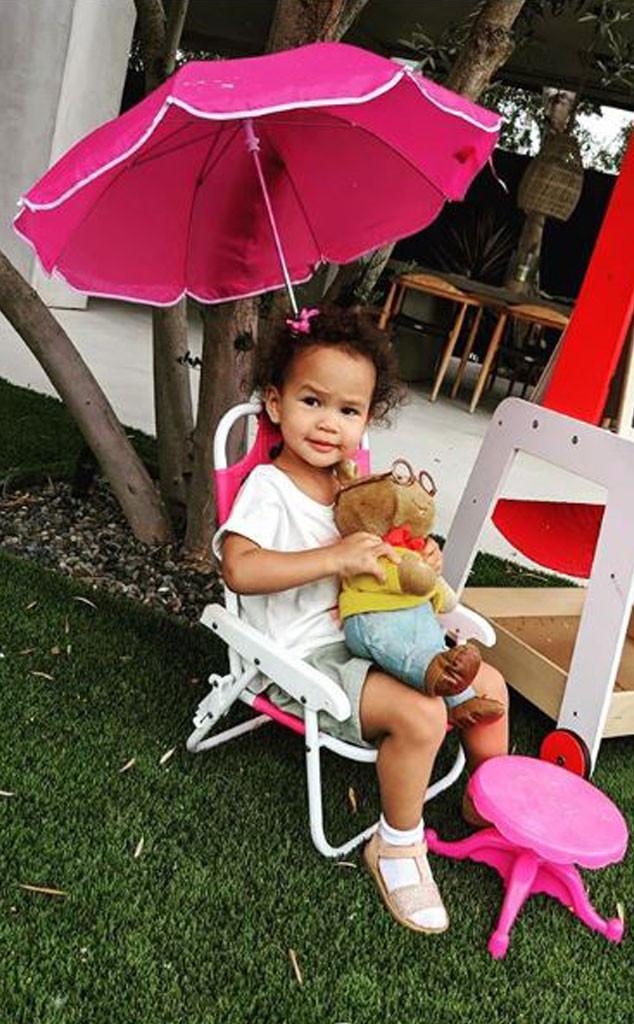 Chrissy Teigen & John Legend's Daughter Luna Is Three! See Her Cutest Photos Ever to Celebrate