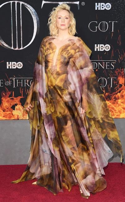 Gwendoline Christie, Game of Thrones Season 8 Premiere