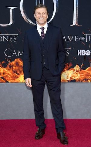Sean Bean, Game of Thrones Season 8 Premiere