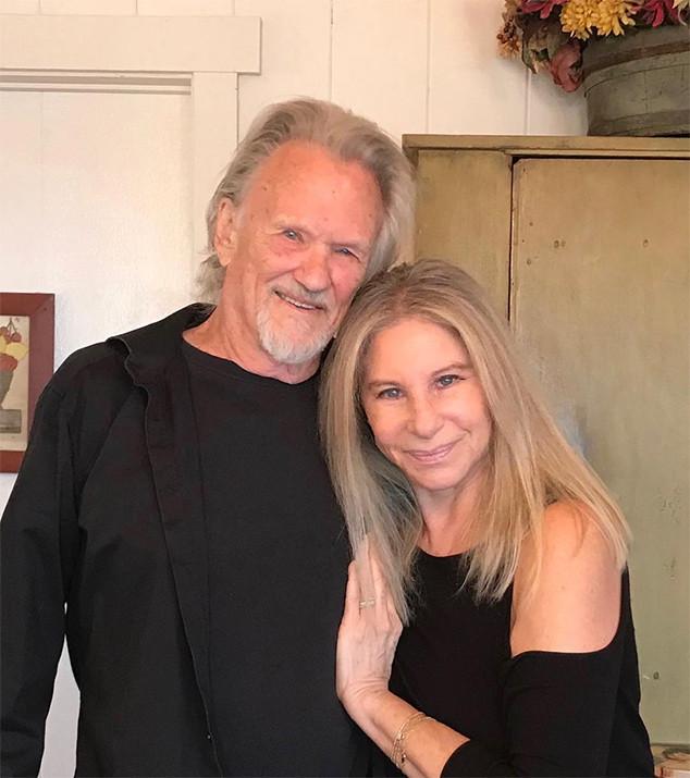 Barbra Streisand, Kris Kristofferson