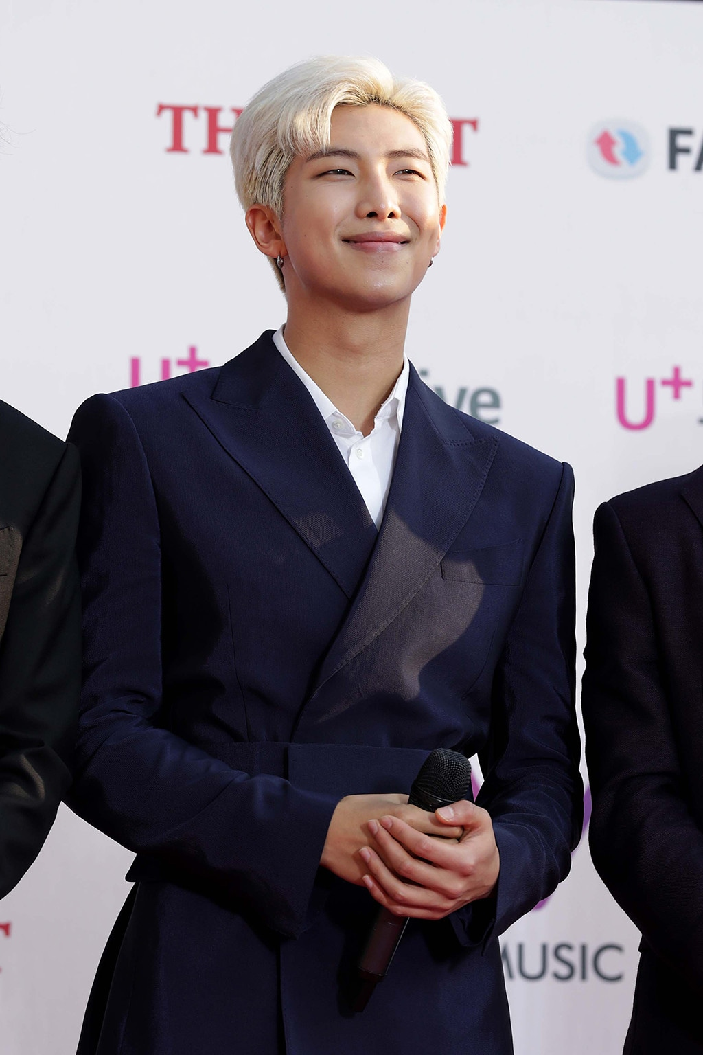 RM, BTS, The Fact Music Awards 2019