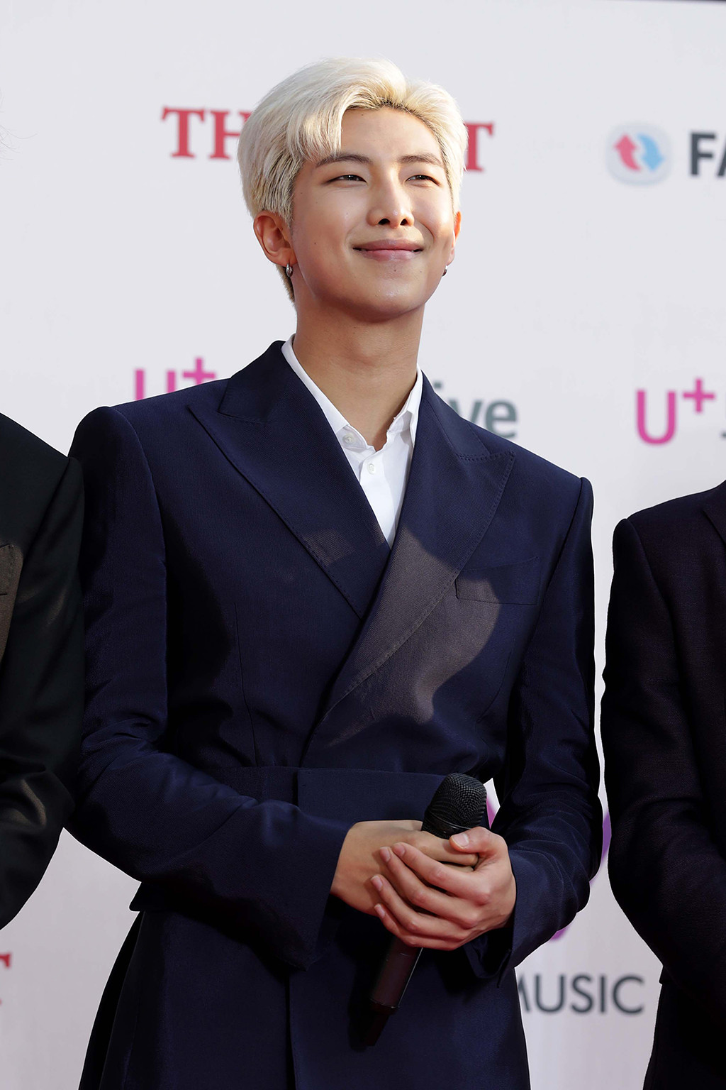 RM, BTS, The Fact Music Awards 2019
