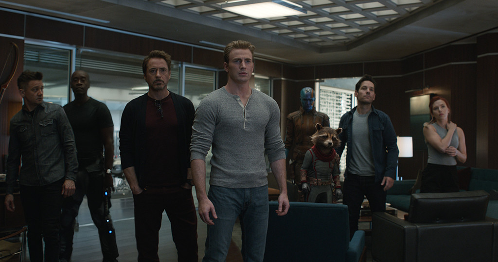 Avengers: Endgame, Movies