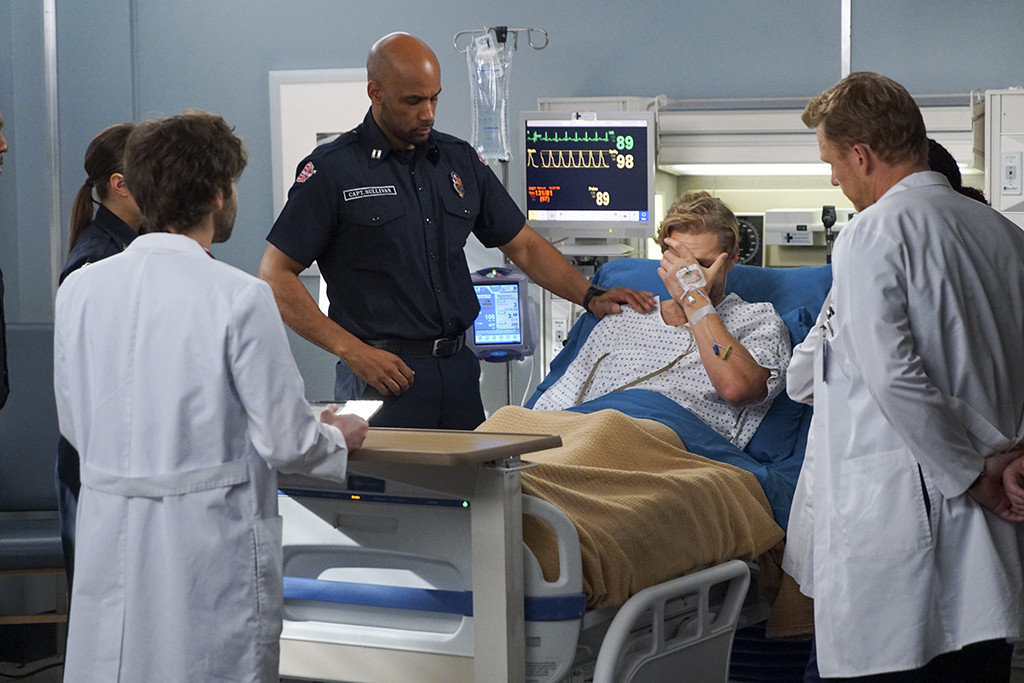 Grey's Anatomy, Station 19