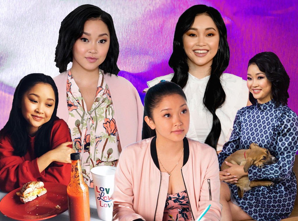 Lana Condor Is Totally Relatable, Loves Food, Rom-Coms and