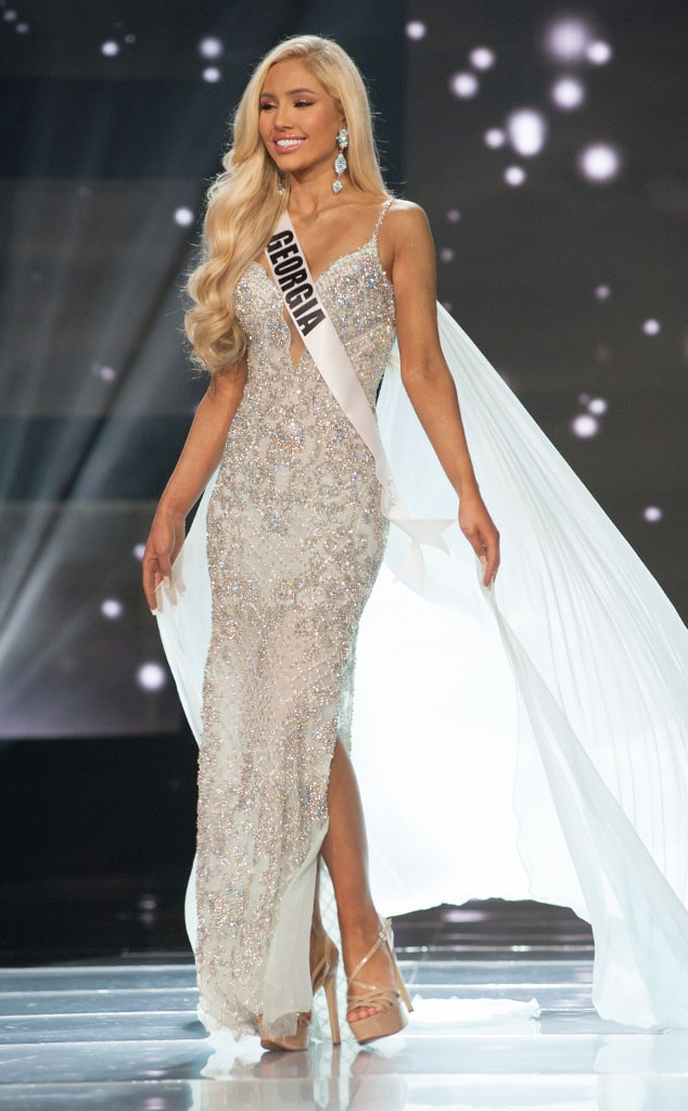 Katerina Rozmajzl, Miss Universe Georgia USA 2019