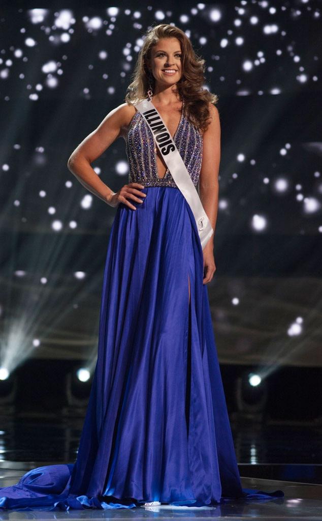 Alexandra Plotz, Miss Illinois USA 2019