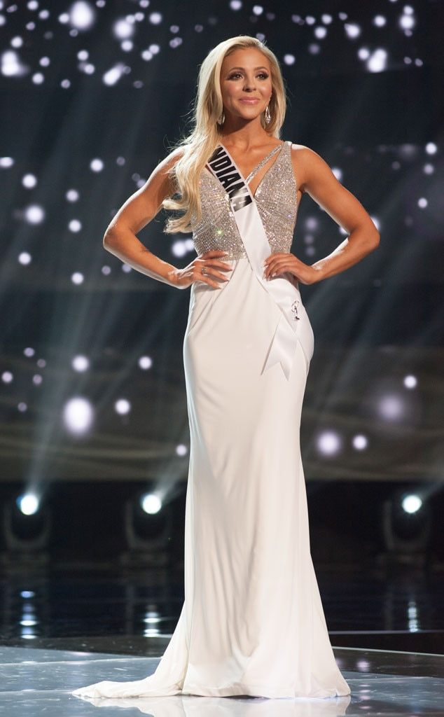 Tate Fritchley, Miss Universe Indiana USA 2019