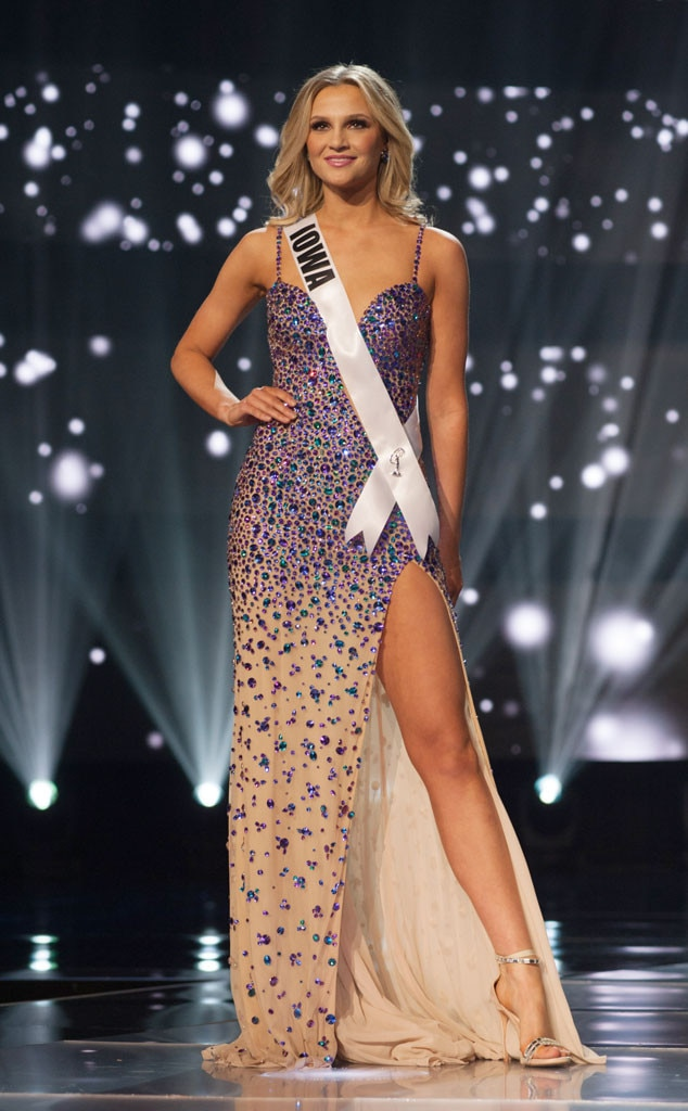 Baylee Drezek, Miss Iowa USA 2019