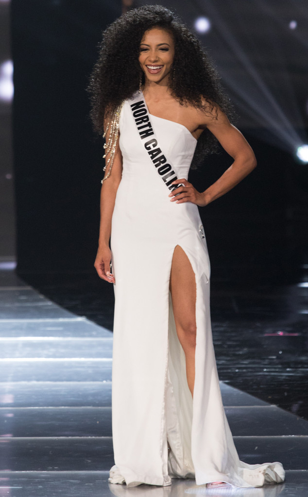 Chelsie Kryst, Miss North Carolina USA 2019, Miss USA