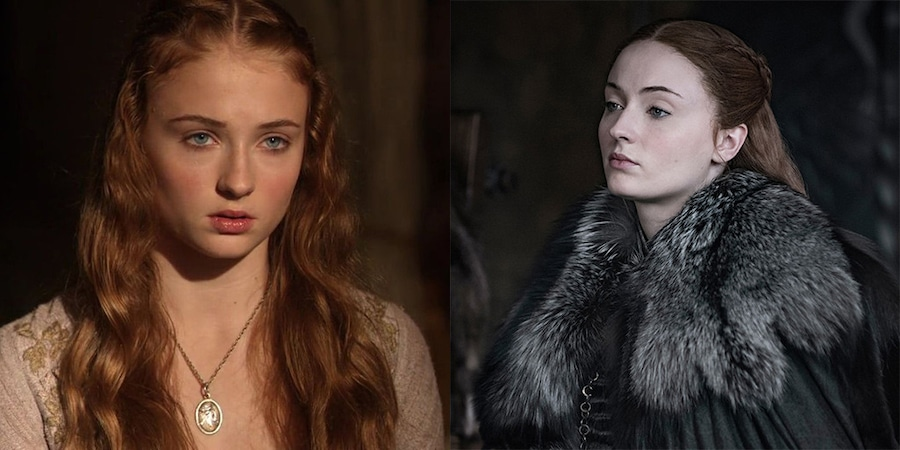 Growing Up Game of Thrones: How the Cast Has Changed Since