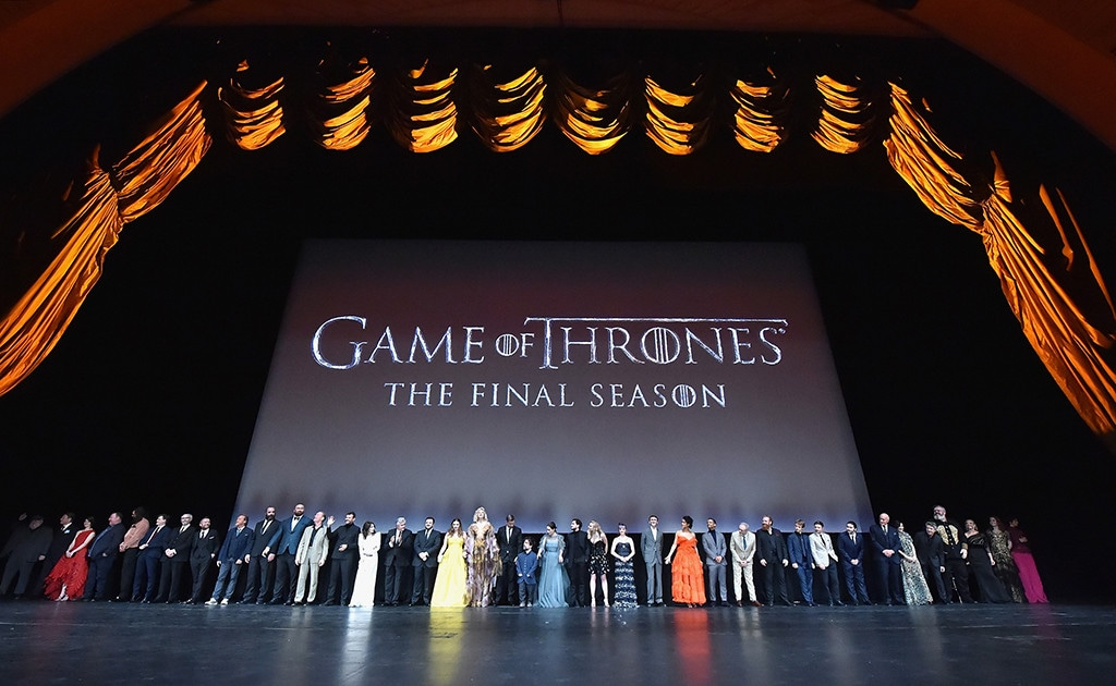 Game of Thrones Cast, Game of Thrones Season 8 Premiere