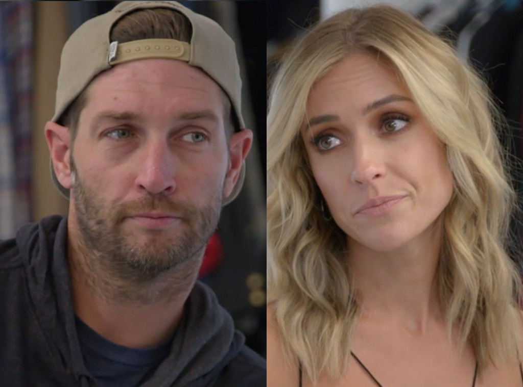 Kristin Cavallari and Jay Cutler from Very Cavallari 206