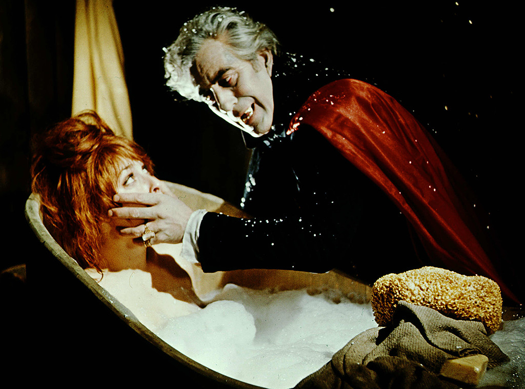The Fearless Vampire Killers, Sharon Tate