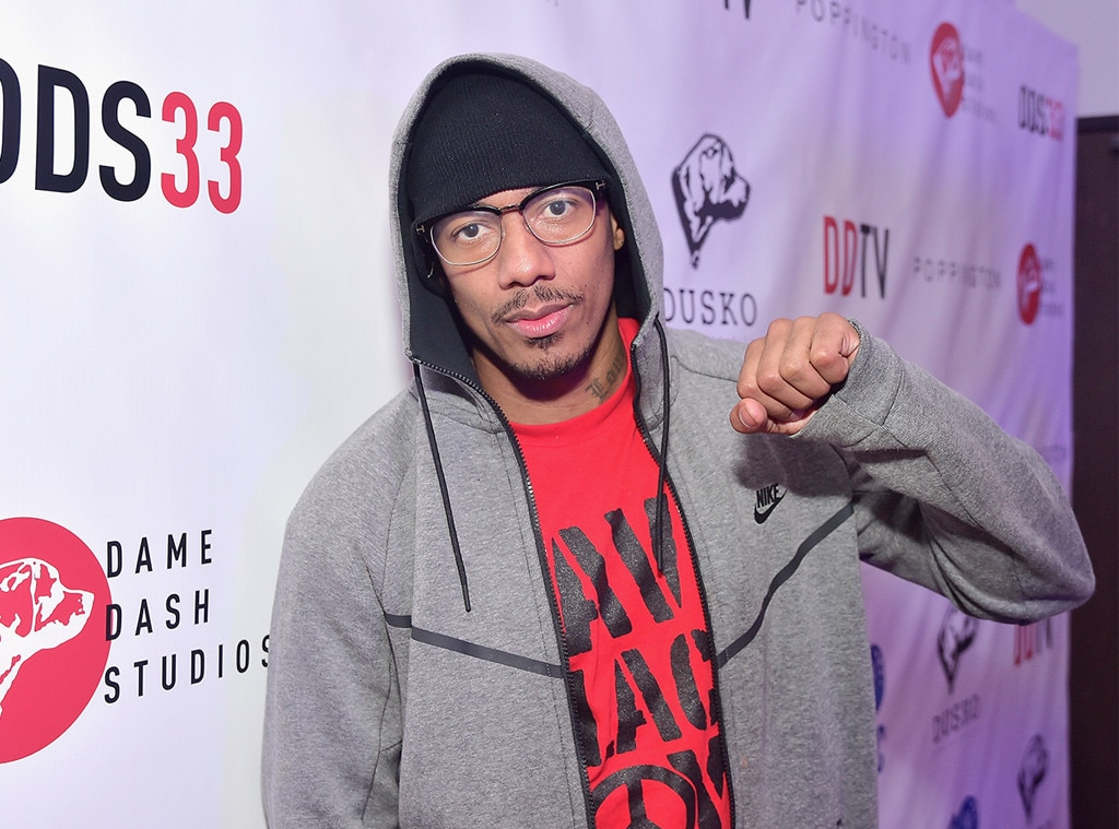 DDS33 - Nick Cannon  celebrates the launch of Dame Dash Studios in an intimate setting with close friends and family.