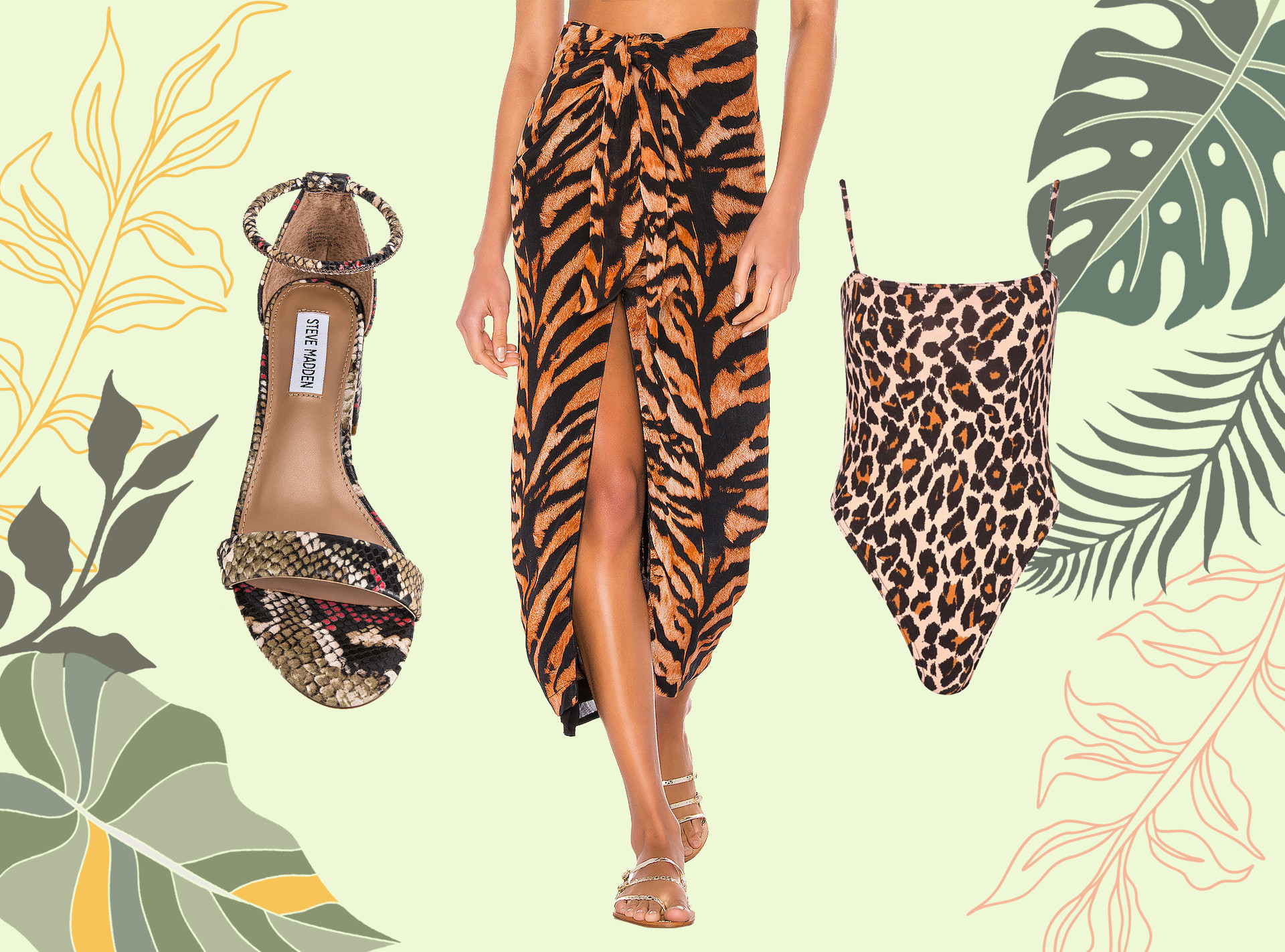 E-Comm: Animal Print for Festival Season