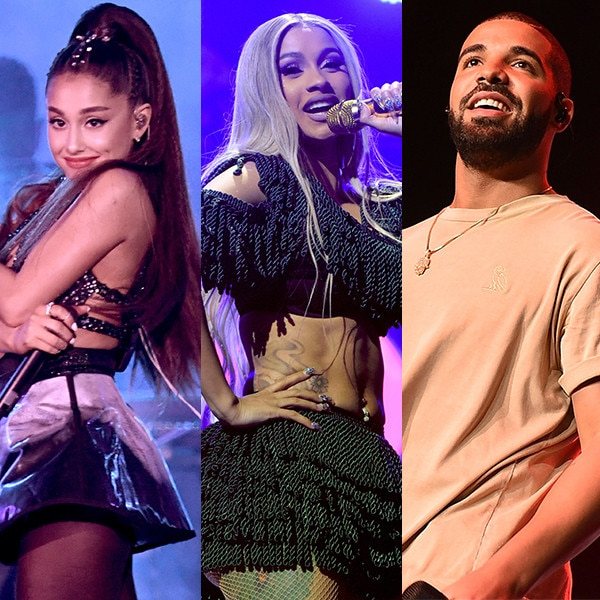 Okurrr: Cardi B leads Billboard Awards noms