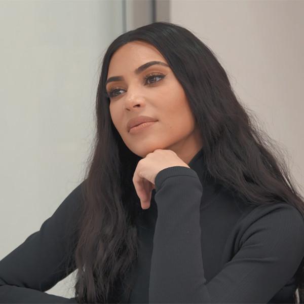 Kim Kardashian KUWTK 1602