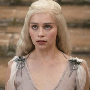 Emilia Clarke, Game of Thrones, Actors, First Season, Last Season
