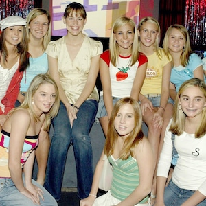 Jennifer Garner, Jamie Lynn Spears, Friends, Birthday, 13 Going on 30 Screening