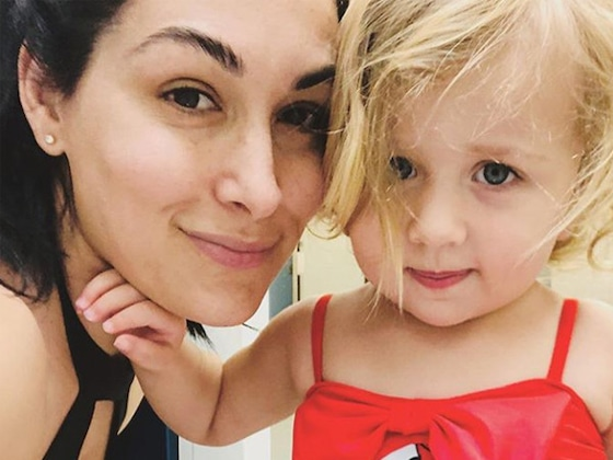 Look Back on Pregnant Brie Bella's Cutest Moments With Daughter Birdie