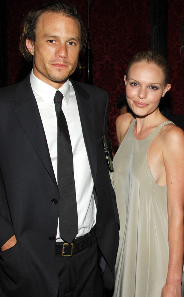 Heath Ledger, Kate Bosworth