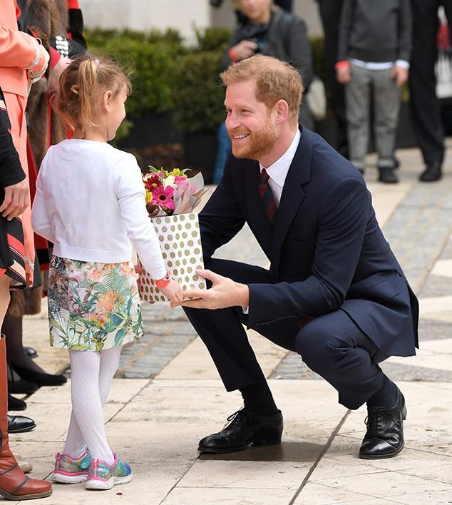 Prince Harry -  Simply precious!