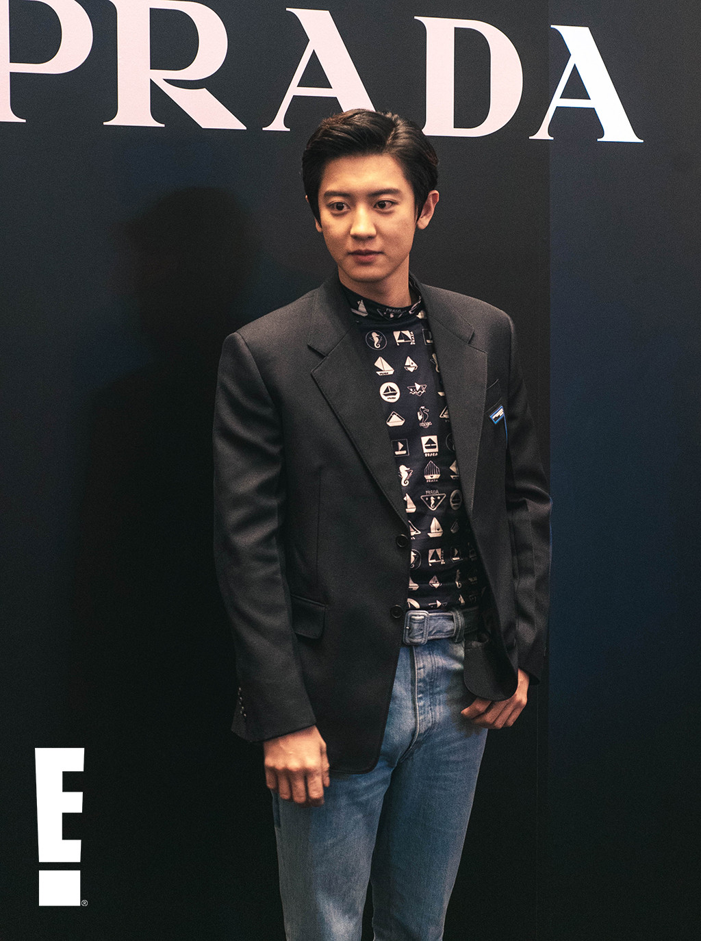 Chanyeol, EXO, Prada Singapore