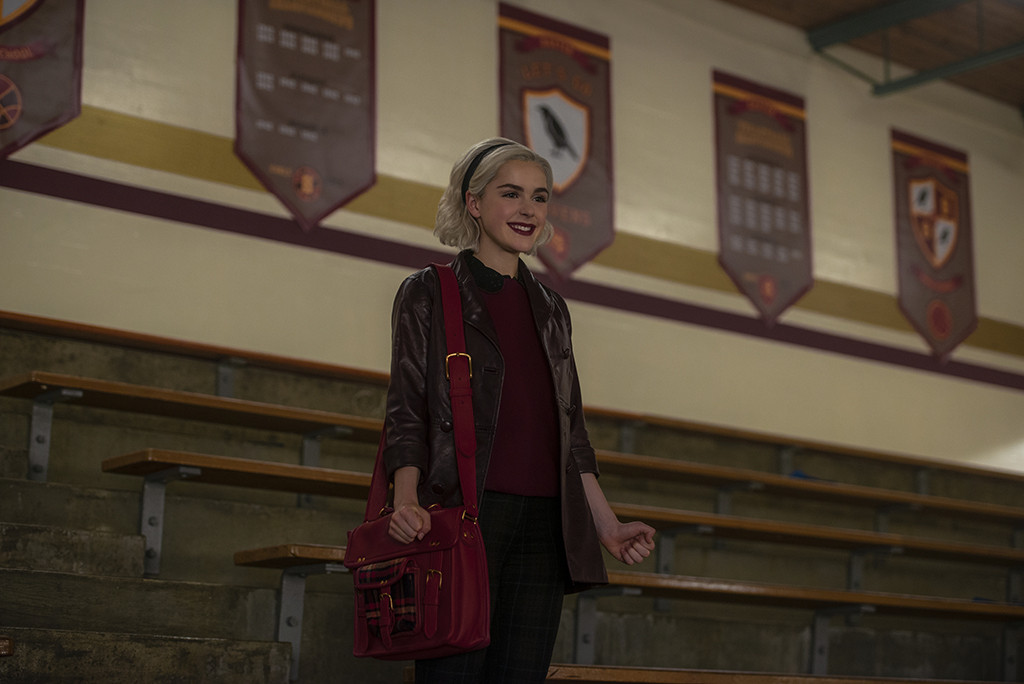 Chilling Adventures of Sabrina, Part 2
