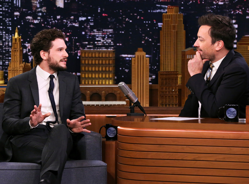 Kit Harington, The Tonight Show
