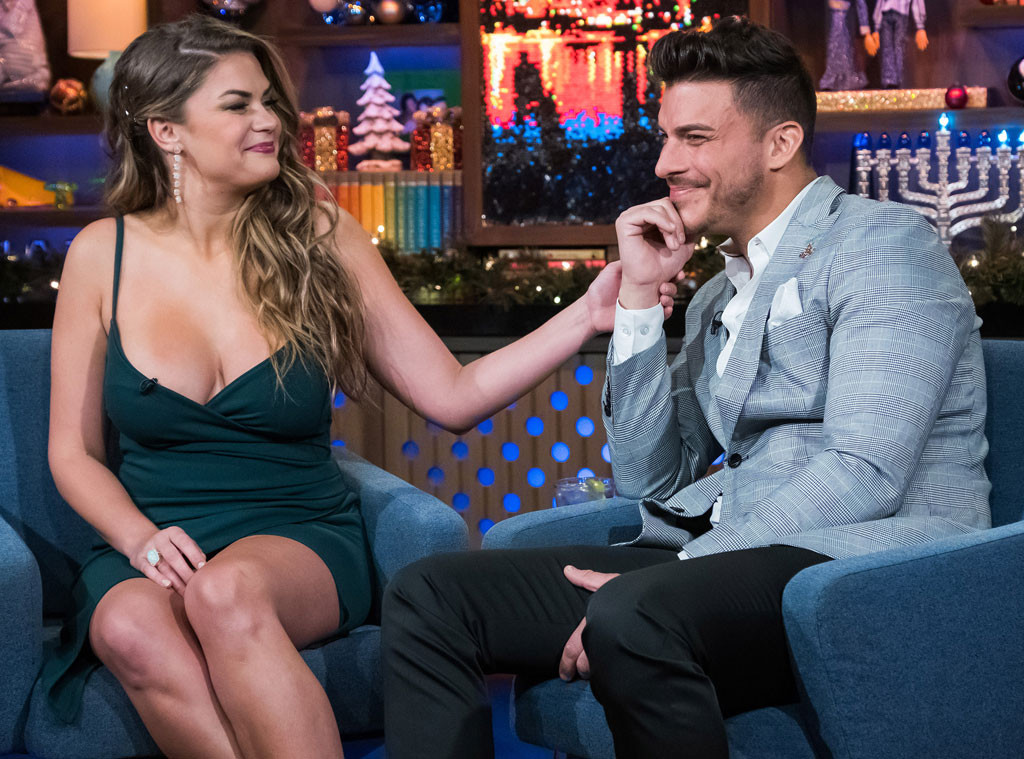 Brittany Cartwright, Jax Taylor, Watch What Happens Live