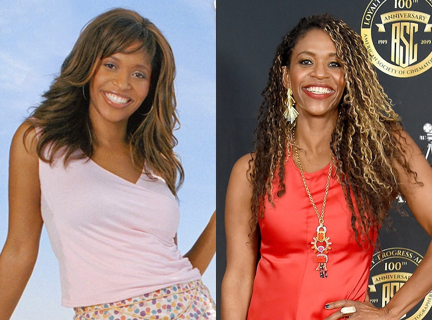 Merrin Dungey, Summerland, Then and Now