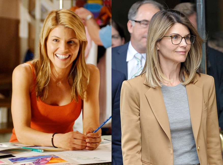 Lori Loughlin, Summerland, Then and Now