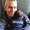 Andy Cohen, Son, Baby, Benjamin