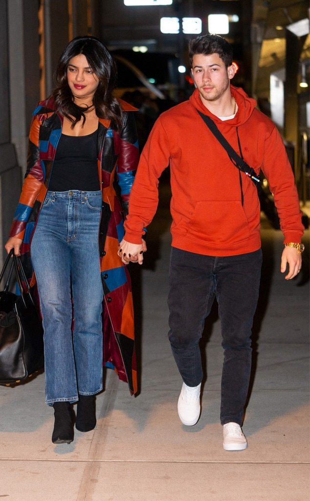 Priyanka Chopra & Nick Jonas -  Perfect pair!