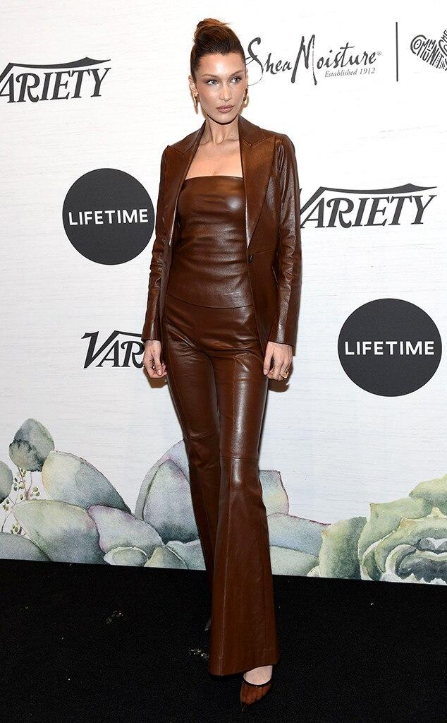 Bella Hadid, Varietys Power of Women