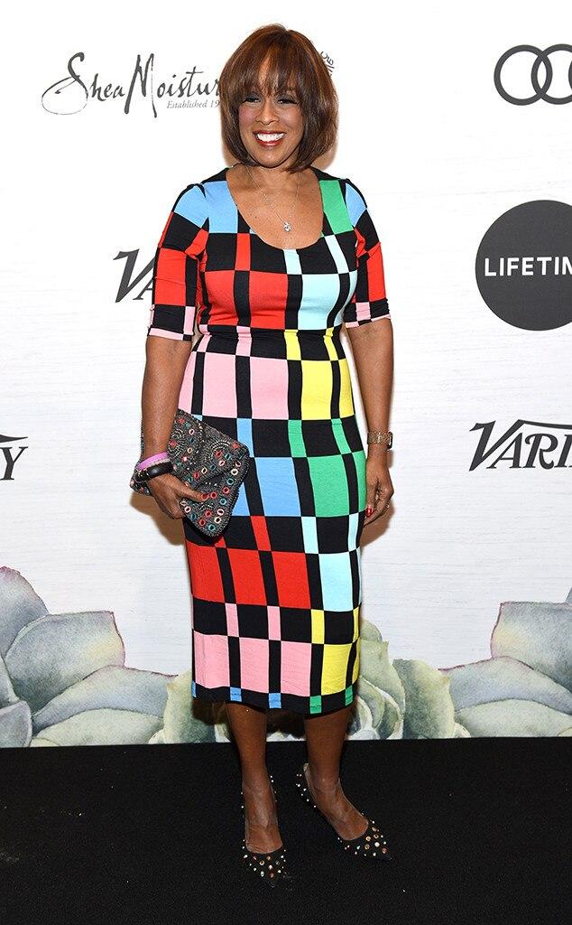 Gayle King, Varietys Power of Women