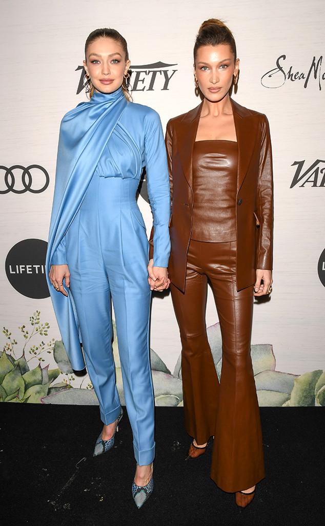 Gigi Hadid, Bella Hadid, Varietys Power of Women