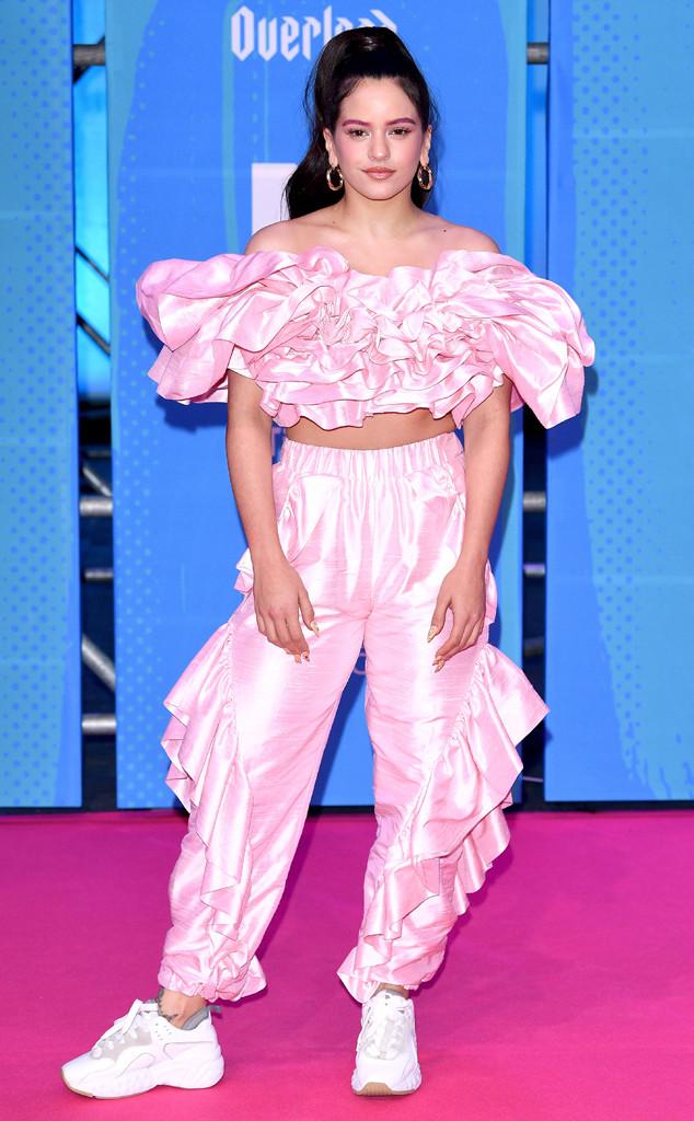 Rosalia, MTV EMAs 2018
