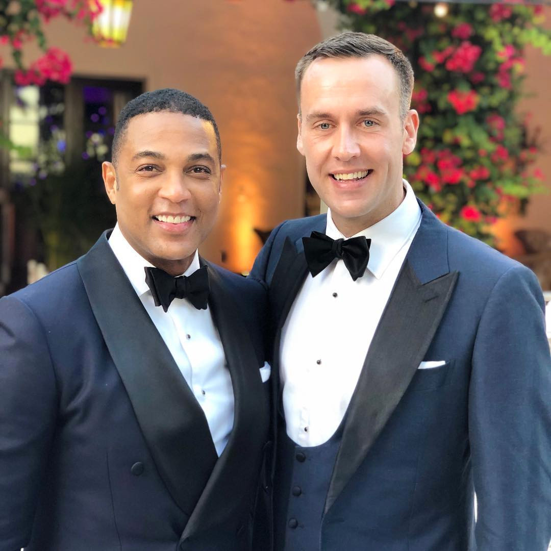 Don Lemon, Tim Malone