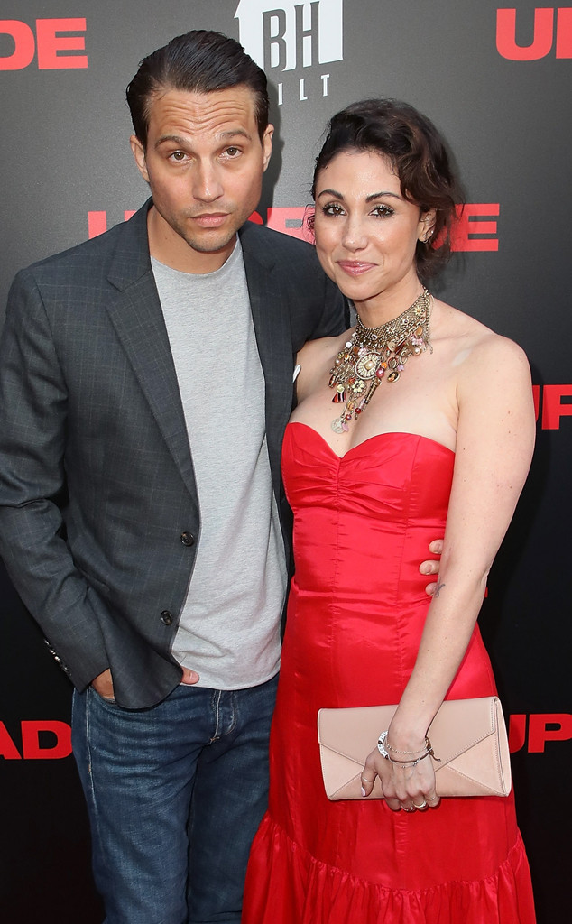 Logan Marshall-Green, Diane Gaeta
