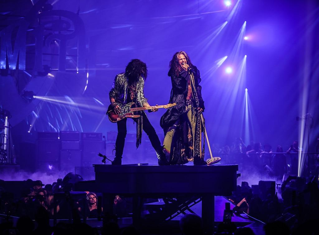 Aerosmith, Las Vegas Residency Show, 2019