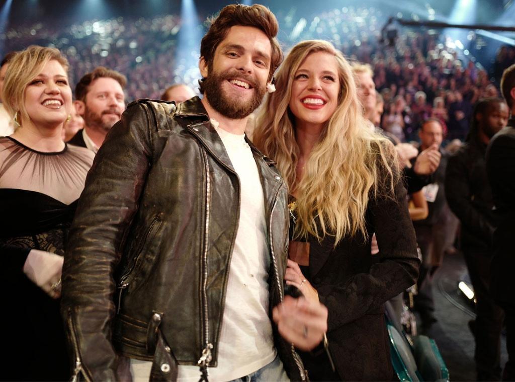 Thomas Rhett, Laura Atkins, Academy Of Country Music Awards