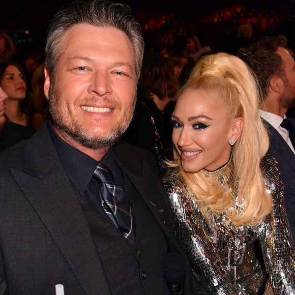 Blake Shelton, Gwen Stefani, Academy of Country Music Awards 2019